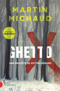 Book cover of Ghetto X.