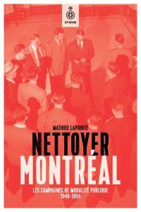 Nettoyer Montréal
