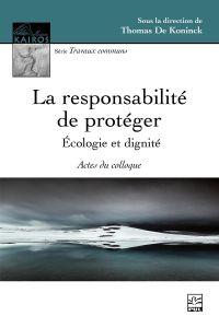 La responsabilité de protég...