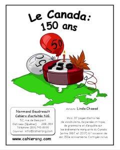 Le Canada : 150 ans