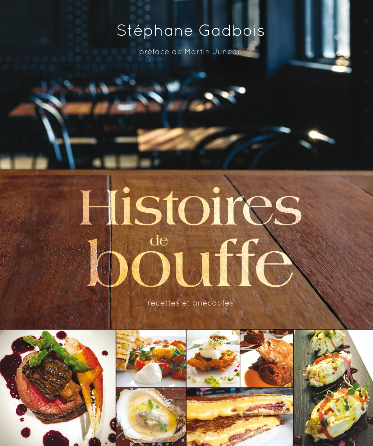 Histoires de bouffe