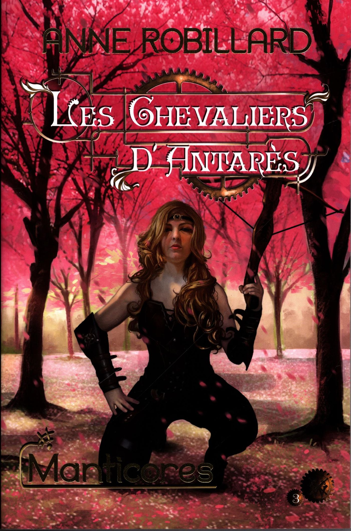 Les Chevaliers d'Antarès 03...