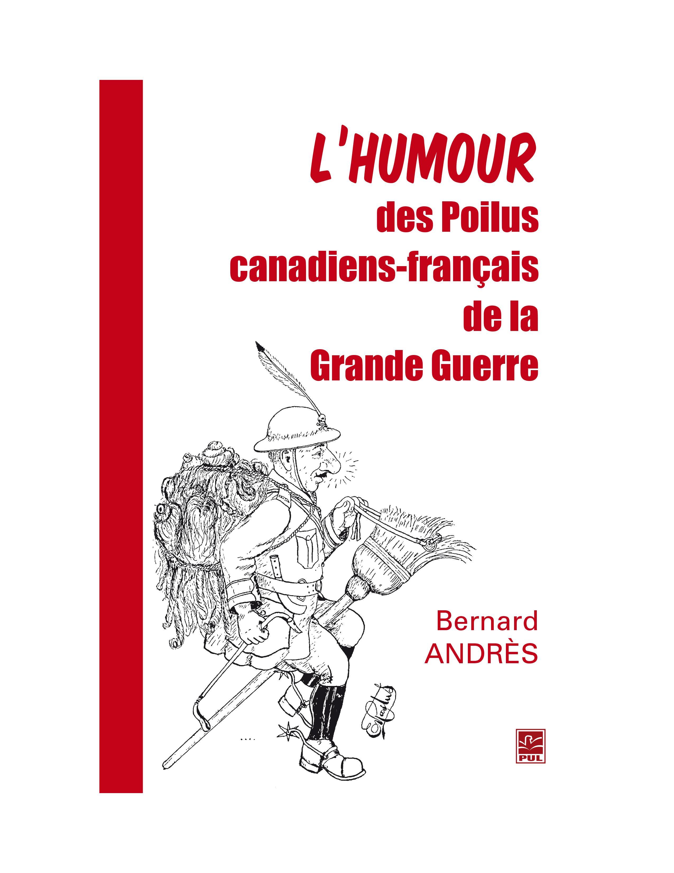 L'humour des Poilus canadie...