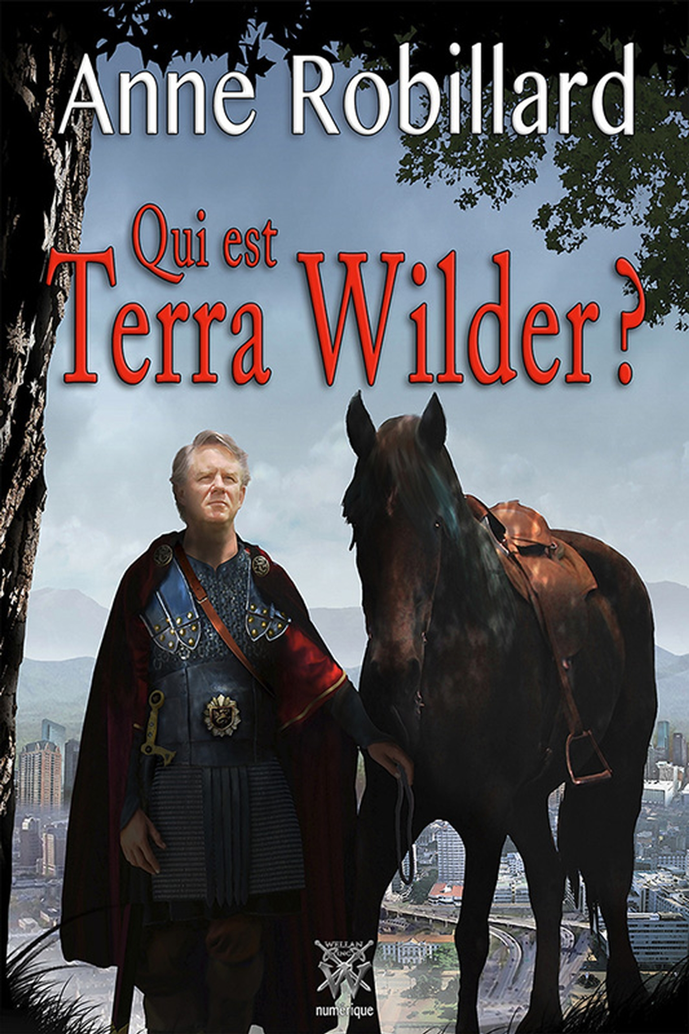 Qui est Terra Wilder?