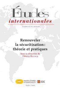 Études internationales. Volume 49 numéro 1, hiver 2018