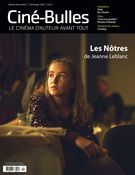 Ciné-Bulles. Vol. 38 No. 2, Printemps 2020