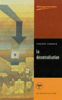 Décentralisation La