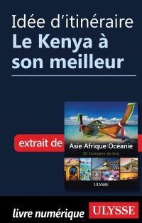 Idée d'itinéraire - Le Keny...