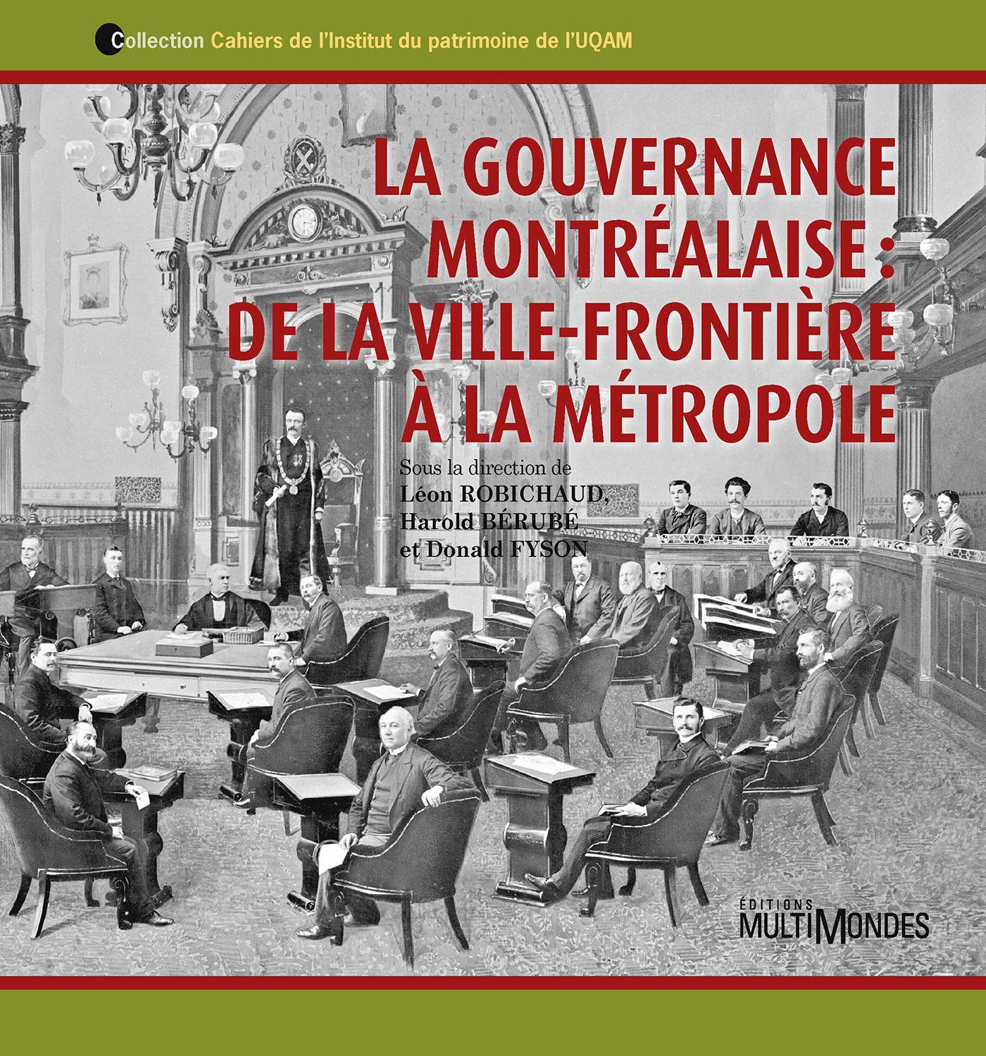 La gouvernance montréalaise...
