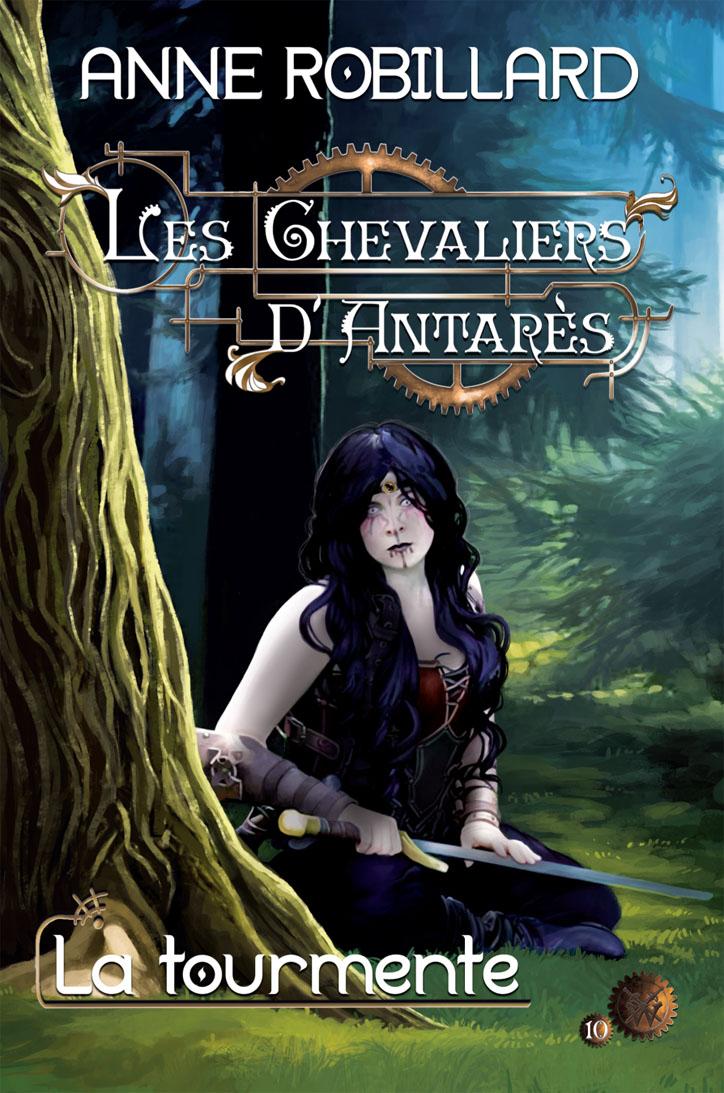 Les Chevaliers d'Antarès 10...