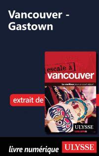 Image de couverture (Vancouver - Gastown)