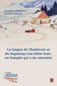LA LANGUE DE CHARLEVOIX ET ...