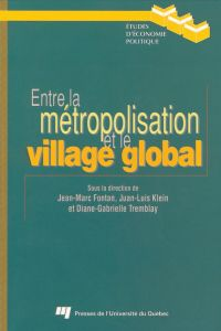 Entre la métropolisation et...