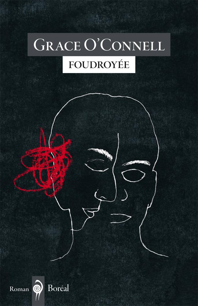 Foudroyée