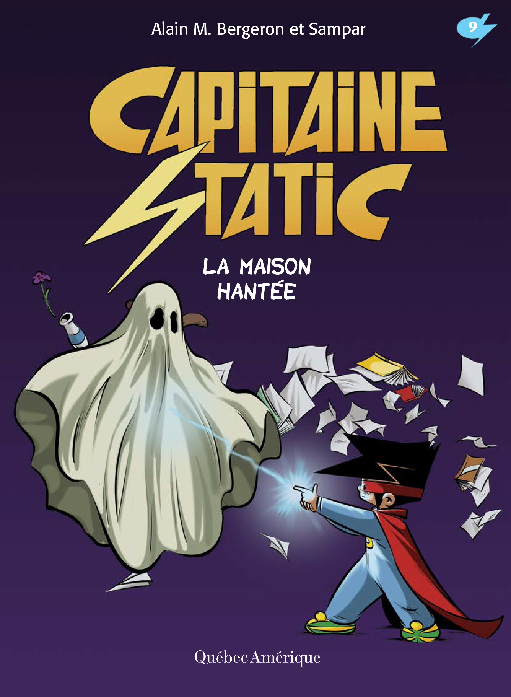 Capitaine Static 9 - La Mai...