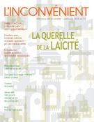 L'Inconvénient. No. 72, Printemps 2018