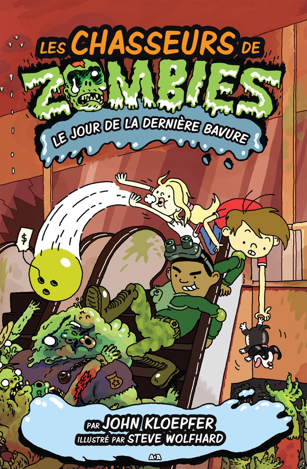 Les chasseurs de zombies