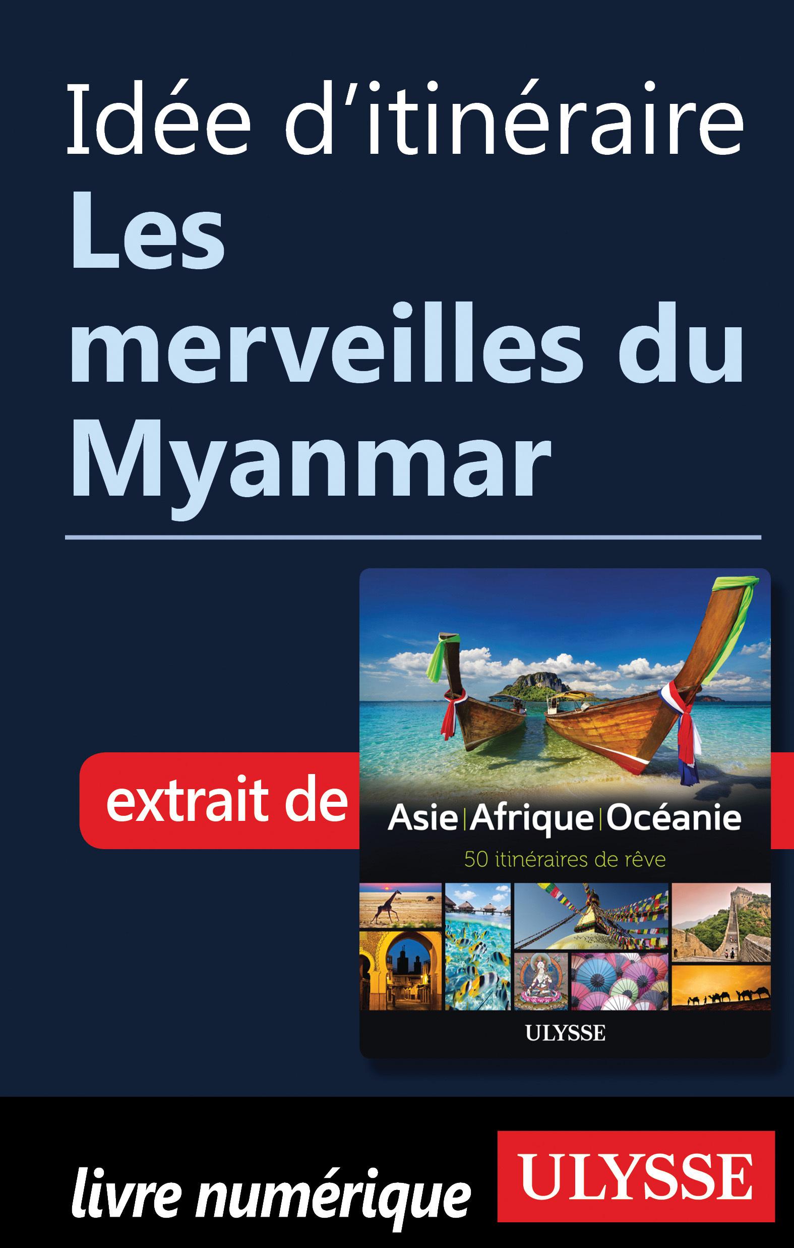 Idée d'itinéraire - Les mer...