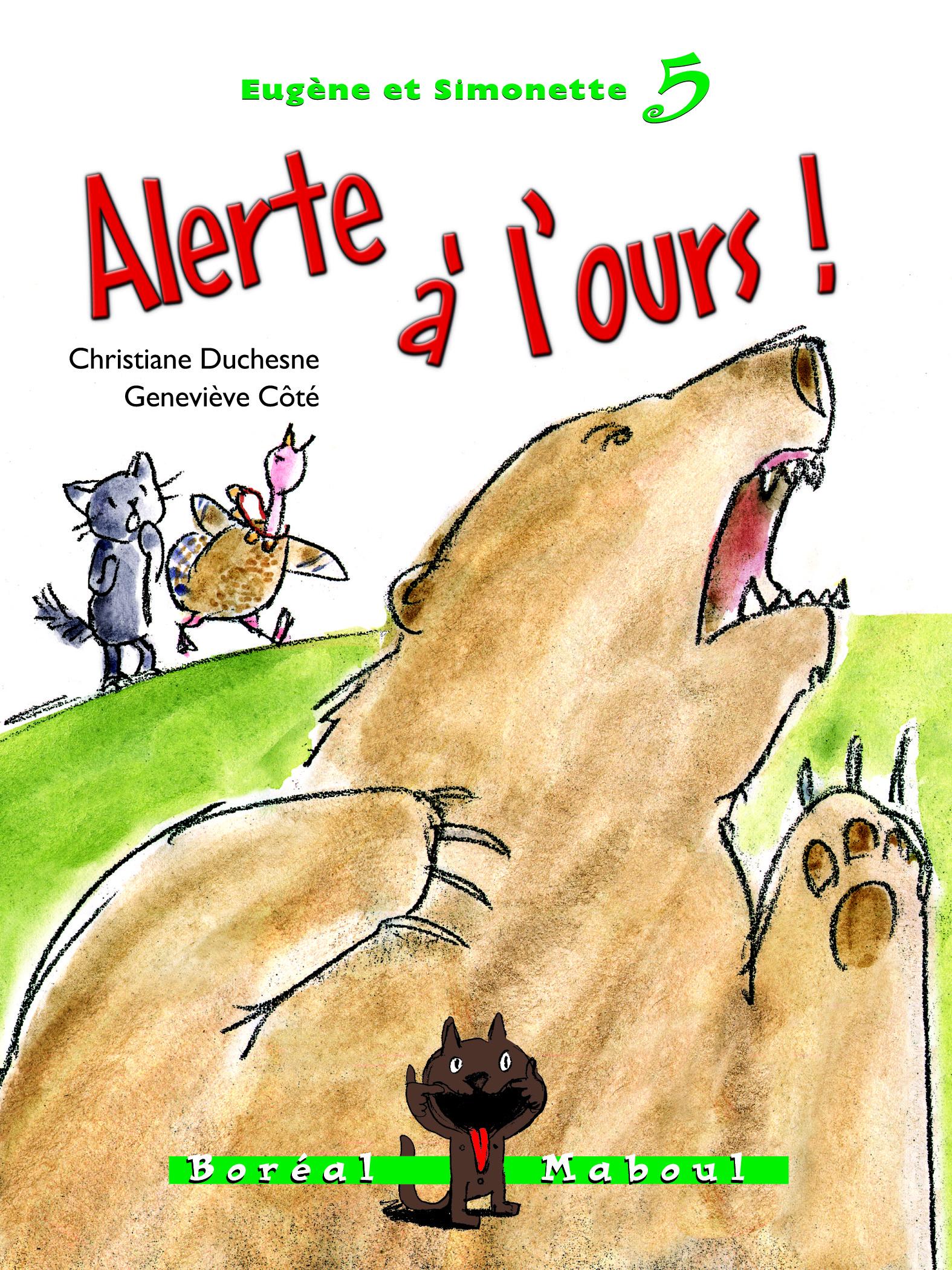 Alerte à l'ours !