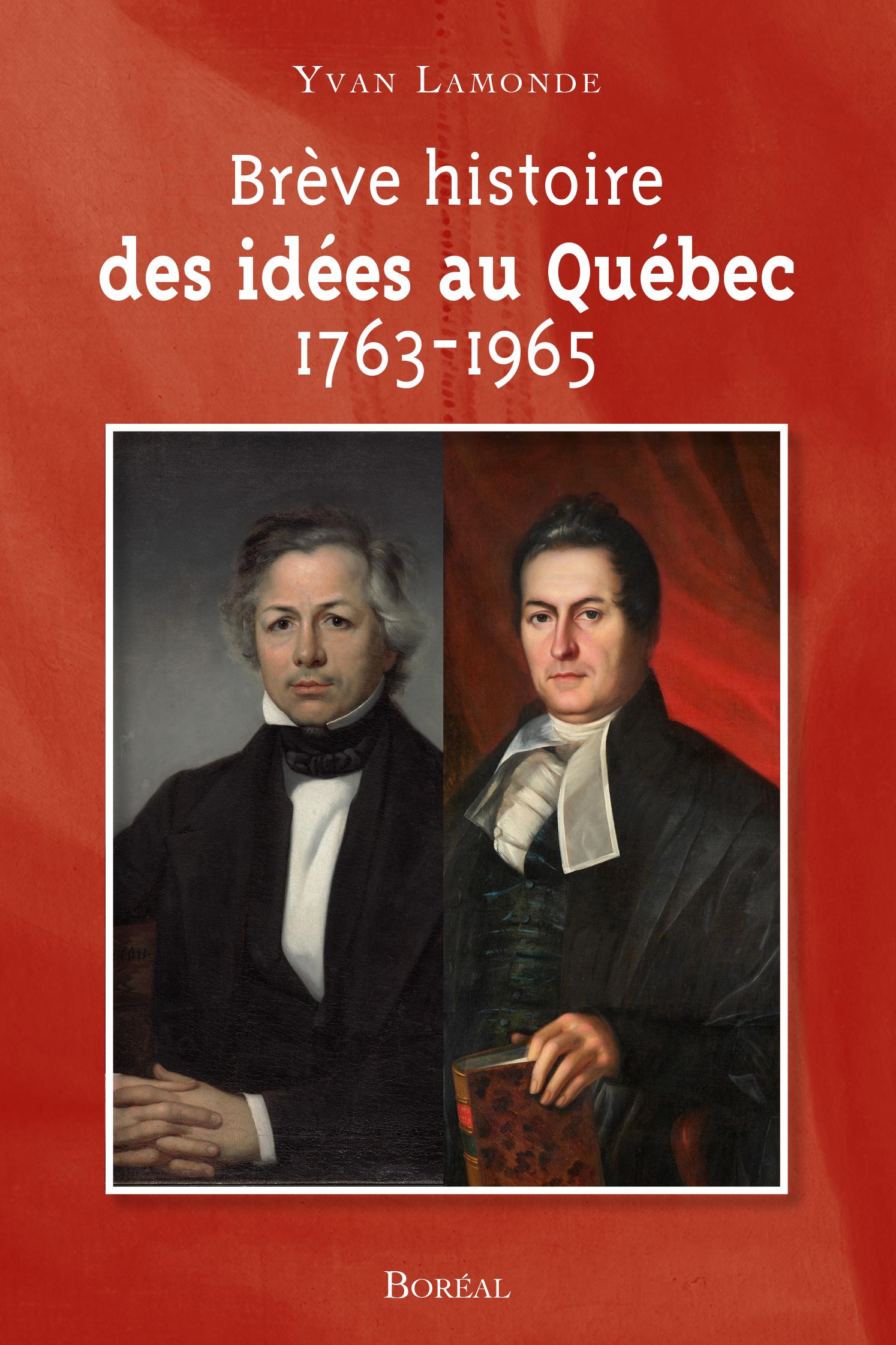 Brève histoire des idées au Québec