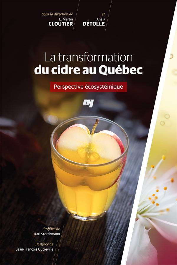 La transformation du cidre au Québec