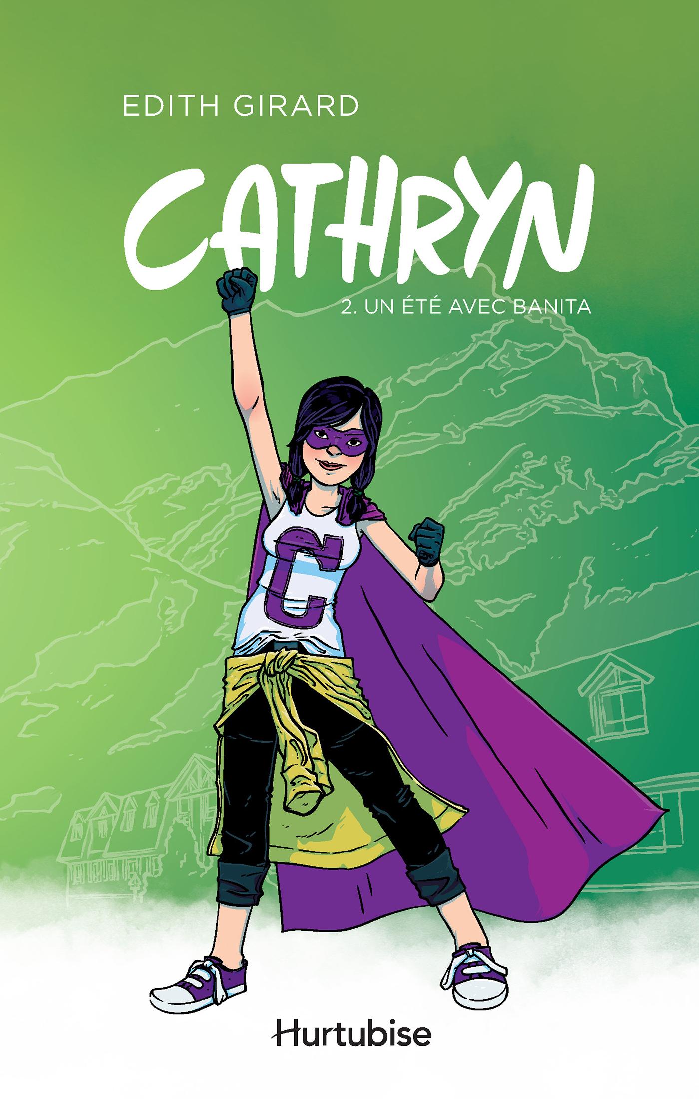 Cathryn T2 - Un été avec Banita