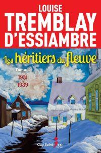 Cover image (Les héritiers du fleuve, tome 4)