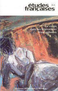 Volume 41, numéro 2, 2005