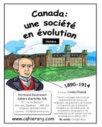 Canada : une société en évo...
