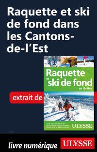 Raquette et ski de fond dan...