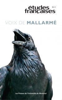 Études françaises. Vol. 52 No. 3,  2016
