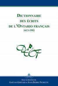 Dictionnaire des écrits de ...