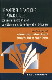 Matériel didactique et pédagogique