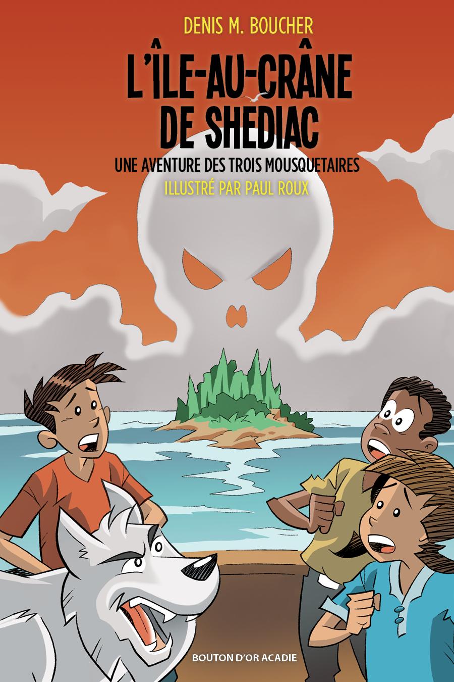 L'Île-au-Crâne de Shédiac