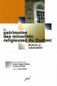 Patrimoine minorités religieuses du Québec