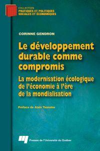 Le développement durable co...