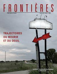Frontières. Vol. 32 numéro 1