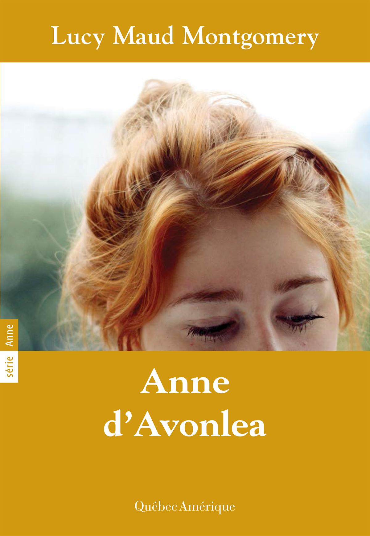 Anne 02 - Anne d'Avonlea