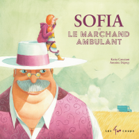 Cover image (Sofia et le marchand ambulant)