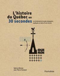L'histoire du Québec en 30 secondes