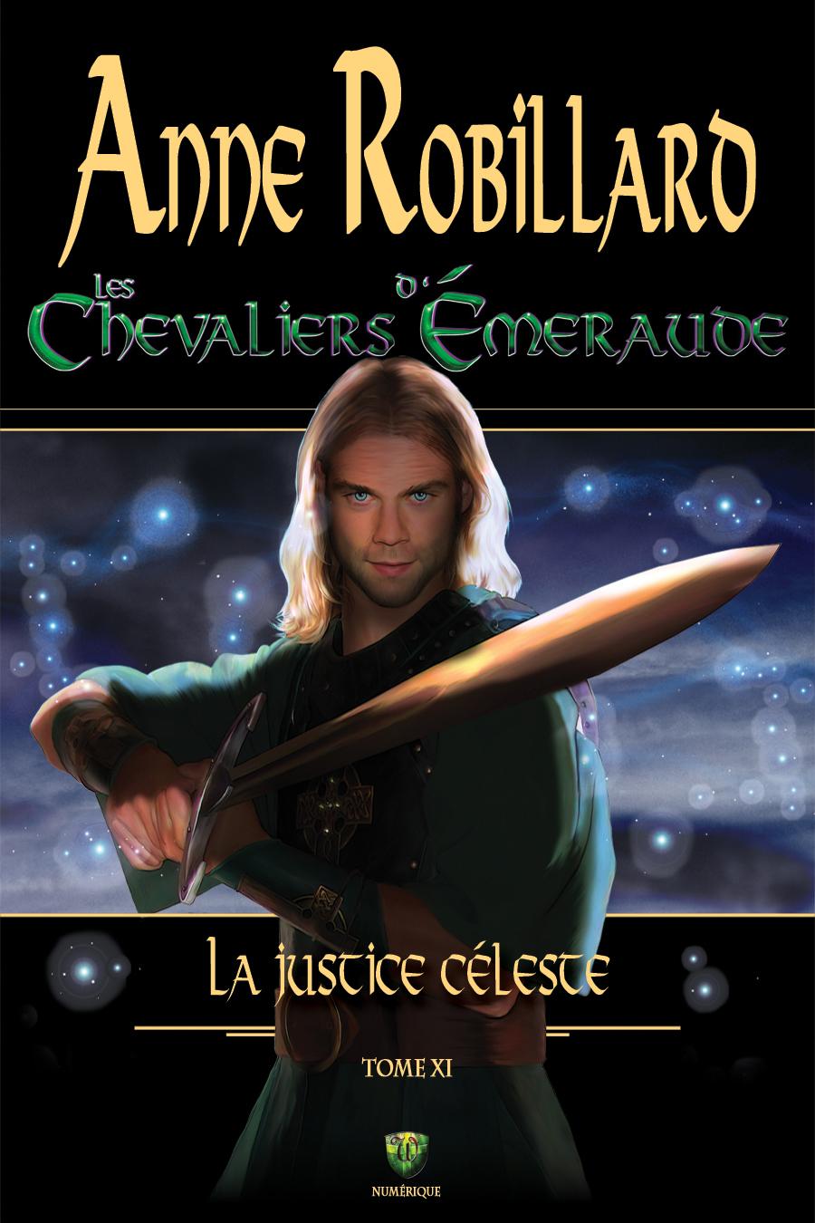 Les Chevaliers d'Émeraude 11 : La justice céleste