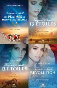 Coffret Numérique- Femmes de liberté - 4 livres