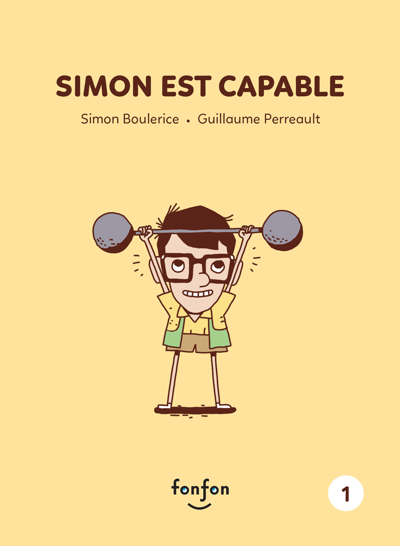 Simon est capable
