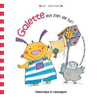 Image de couverture (Galette est fier de lui!)