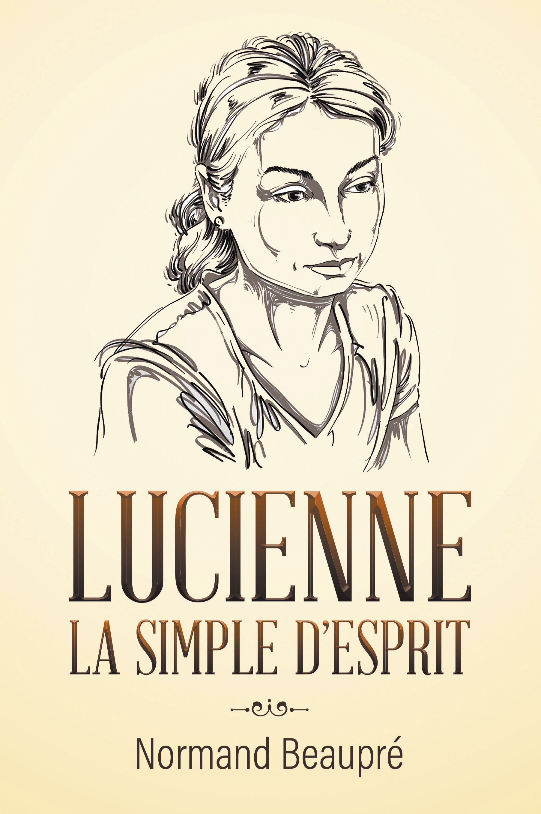 Lucienne, la simple d'esprit
