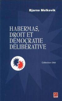 Habermas, droit et démocrat...