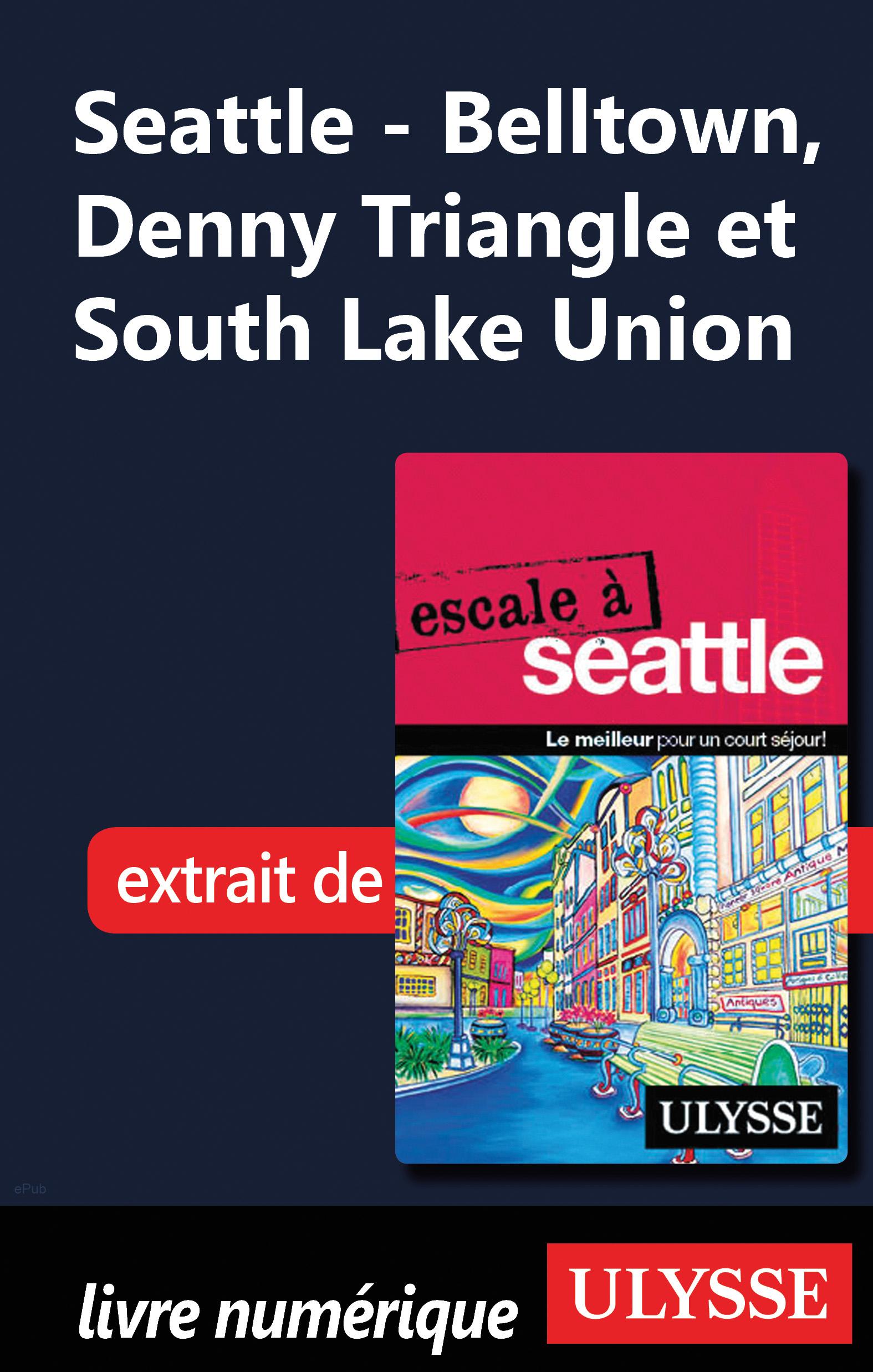 Seattle - Belltown, Denny T...