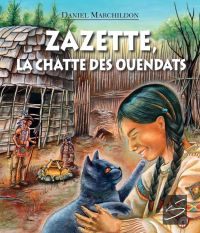 Zazette, la chatte des Ouen...