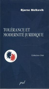 Tolérance et modernité juri...