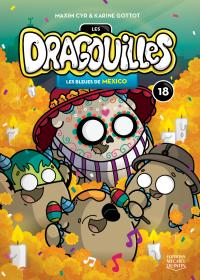 Image de couverture (Les dragouilles 18 - Les bleues de Mexico)